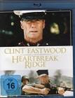 HEARTBREAK RIDGE Blu-ray - Clint Eastwood Klasssiker