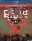 DEATH RACE Nlu-ray Extended Version- Steelbook Jason Statham