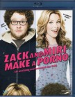 ZACK AND MIRI MAKE A PORNO Blu-ray - mega Fun! Seth Rogan