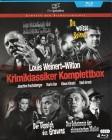 LOUIS WEINERT-WILTON Krimiklassiker Box 4x Blu-ray Filmjuwel