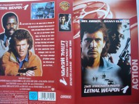 Lethal Weapon 1 ... Mel Gibson, Danny Glover