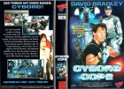 (VHS) Cyborg Cop 2 - David Bradley, Morgan Hunter (1994)