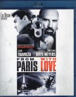 FROM PARIS WITH LOVE Blu-ray - John Travolta Luc Besson Hit