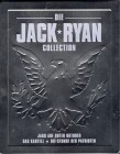 DIE JACK RYAN COLLECTION 3x Blu-ray Steelbook - Das Kartell