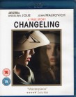 DER FREMDE SOHN Blu-ray - Angelina Jolie CHANGELING