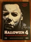 Halloween 4  NSM Mediabook oop selten