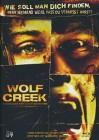 Wolf Creek - Unrated BR+DVD MEDIABOOK NEU