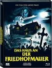 Das Haus an der Friedhofmauer - Mediabook - 31/1000 - OVP