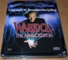 Warlock The Armageddon Bluray Steelbook Lenticular