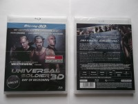 Universal Soldier - Day of Reckoning - 3D - uncut - Neu