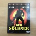 DER SÖLDNER( Special Edition ) Ken Wahl DVD Digibook uncut