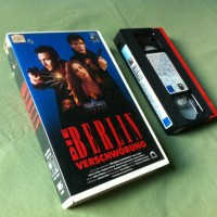 Die Berlin Verschwörung VHS Marc Singer / Mary Crosby
