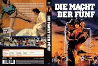 Die Macht der Fünf - DVD uncut OVP