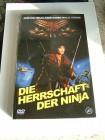 Die Herrschaft der Ninja (große Buchbox, OVP)