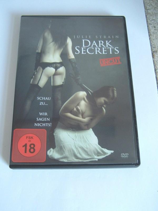 Erotik: Dark Secrets (Julie Strain, sehr selten)