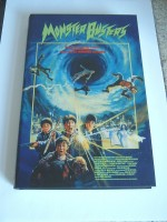 Monster Busters (große Buchbox, sehr selten)