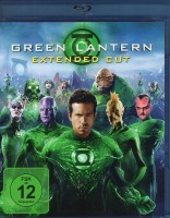 GREEN LANTERN Blu-ray DC Superheld Justice League Reynolds