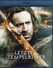 DER LETZTE TEMPELRITTER Blu-ray- Nicolas Cage History Action