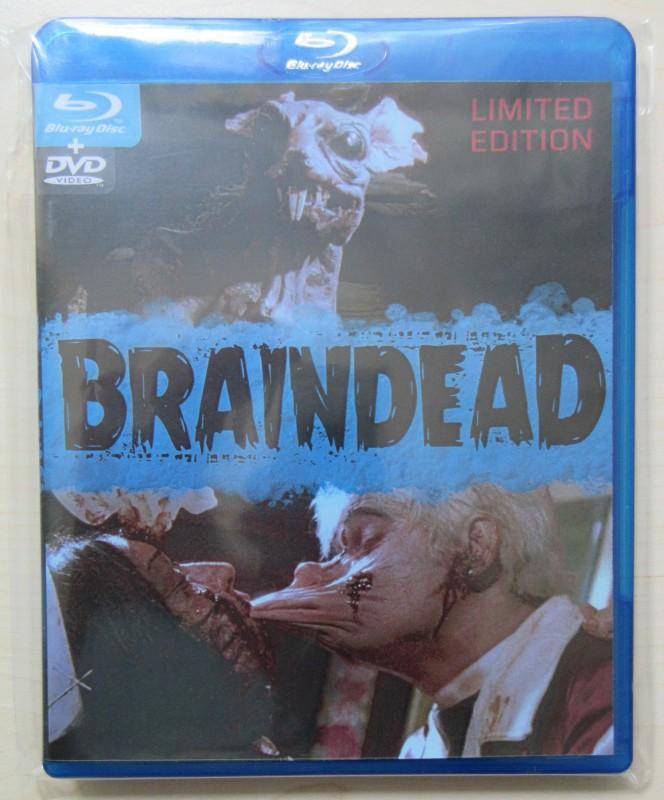 Braindead - BD/DVD - Uncut - NEU - Lim. 33