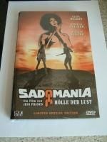 Sadomania - Hölle der Lust (große Buchbox, limitiert, OVP)