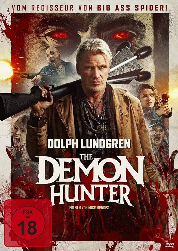 The Demon Hunter ( Dolph Lundgren )  ( Neu 2017 )