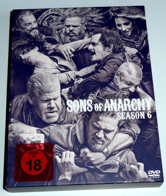Sons of Anarchy - Season 6 # deutsch # FSK18 # Staffel 6