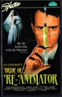 (VHS) Bride of Re-Animator -  Starlight Video (Hartbox)
