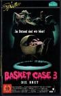 (VHS) Basket Case 3 - Die Brut - uncut Version (Hartbox)