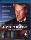 ARBITRAGE Blu-ray - Top Thriller Richard Gere Susan Sarandon