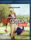 BAD GRANDPA Blu-ray - Johnny Knoxville Jackass Movie