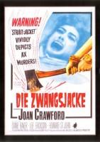 DIE ZWANGSJACKE  Thriller  1964