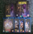 House 1 - 4 Complete Collection Arrow Video Blu Ray OOP
