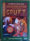 Geschichten aus der Gruft - 6.Staffel - große Buchbox (NEU)
