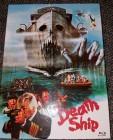 DEATH SHIP (Blu-ray, Mediabook, X-rated)