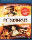 EL GRINGO Blu-ray - uncut Action Thriller Christian Slater