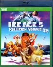 ICE AGE 5 Kollision voraus! - Blu-ray 3D + 2D Animation Hit