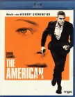 THE AMERICAN Blu-ray - George Clooney Thriller