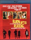 BURN AFTER READING Blu-ray - George Clooney Brad Pitt super!