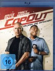 COP OUT Blu-ray - Bruce Willis Tracy Morgan -von Kevin Smith