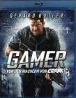 GAMER Blu-ray - Gerard Butler harte Killer Spiel Action