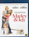 MARLEY & ICH Blu-ray - Owen Wilson Jennifer Aniston Komödie