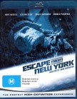 ESCAPE FROM NEW YORK Die Klapperschlange - Blu-ray Import