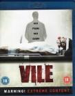 VILE Blu-ray Import PAIN uncut harter Folter Horror