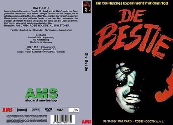Die Bestie (Große AMS Hartbox C) NEU ab 1€