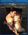 NEVER TALK TO STRANGERS Blu-ray Banderas De Mornay Klassiker