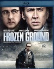 FROZEN GROUND Blu-ray - Nicolas Cage John Cusack Thriller