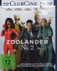 ZOOLANDER No. 2 Blu-ray - Ben Stiller der Spaß geht weiter!