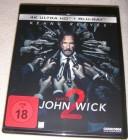 4K ULTRA HD - JOHN WICK 2 - wie neu