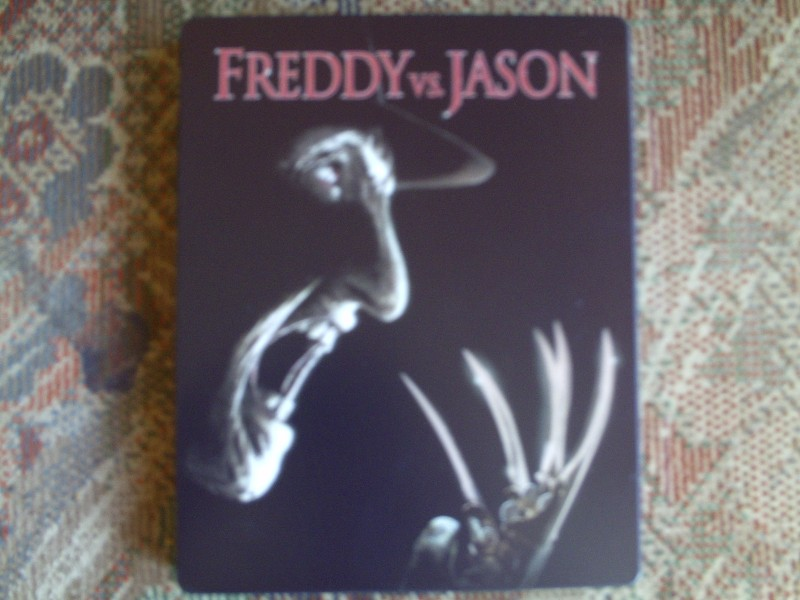 Freddy  vs. Jason  - Steelbook - Blu - ray