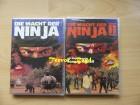 Die Macht der Ninja 1+2 (Uncut) NEU+OVP
